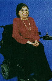 Photo of Judy Heumann