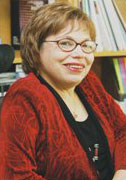 Photo of Judy Heumann as World Bank's first Adviser on Disability and Development from www.law.pitt.edu