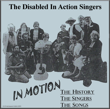 DIA singers and album In Motion from 1994